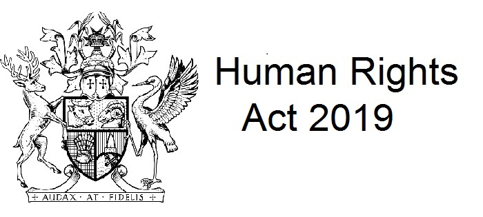 Human Rights Act 2019