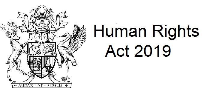 Human Rights Act 2019