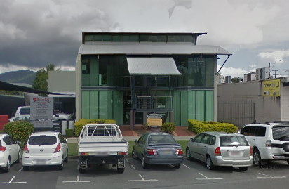 ADCQ building in Cairns