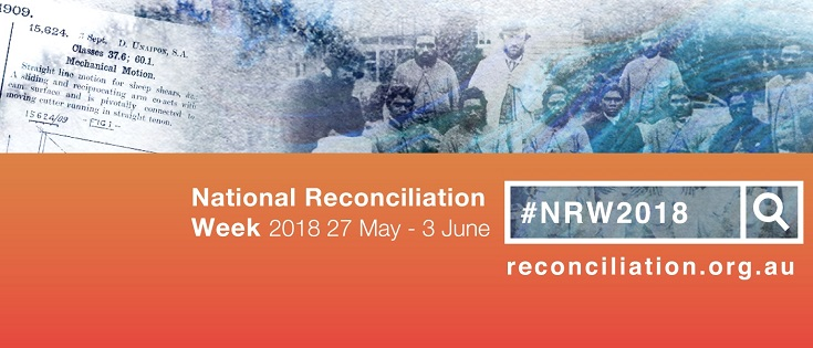 National Reconciliation Week 27 May to 3 June