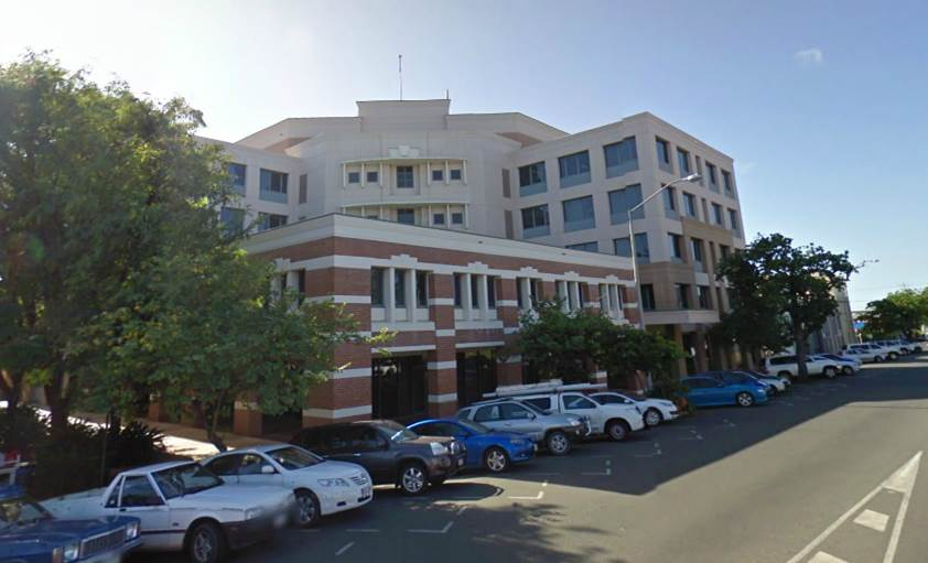 ADCQ building in Rockhampton