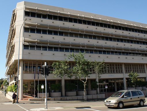 ADCQ building in Townsville