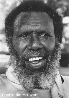 Eddie Mabo Photo by Jim McEwan