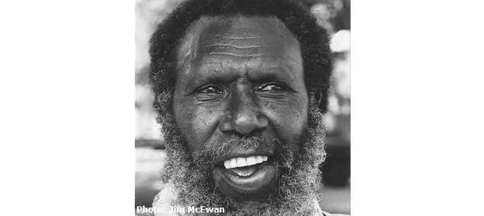 Picture of Eddie Koiki Mabo. Photo by Jim McEwan
