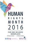 Human Rights Month 2016
