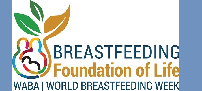 Breastfeeding -  foundation of life - World breasfeeding week