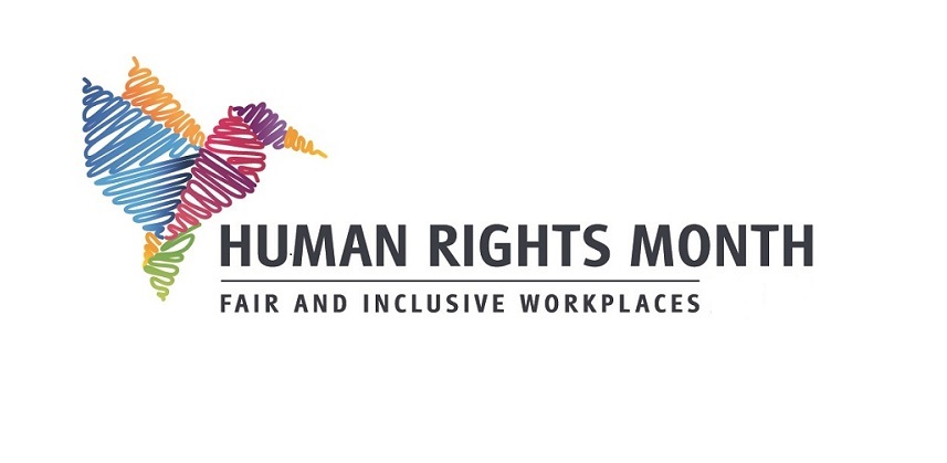 Human Rights Month: fair and inclusive workplaces