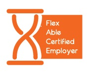 Flex Able Certified Employer Logo