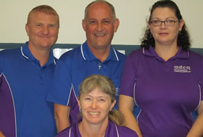 Central Qld Team